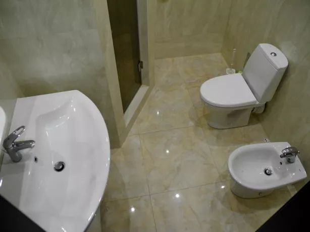 Ремонт ванной 8 кв. м