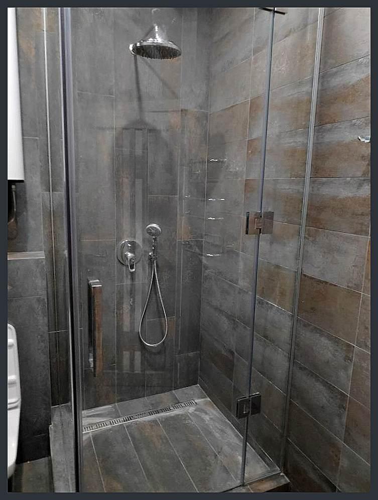 Ремонт ванной комнаты 5.29 м²