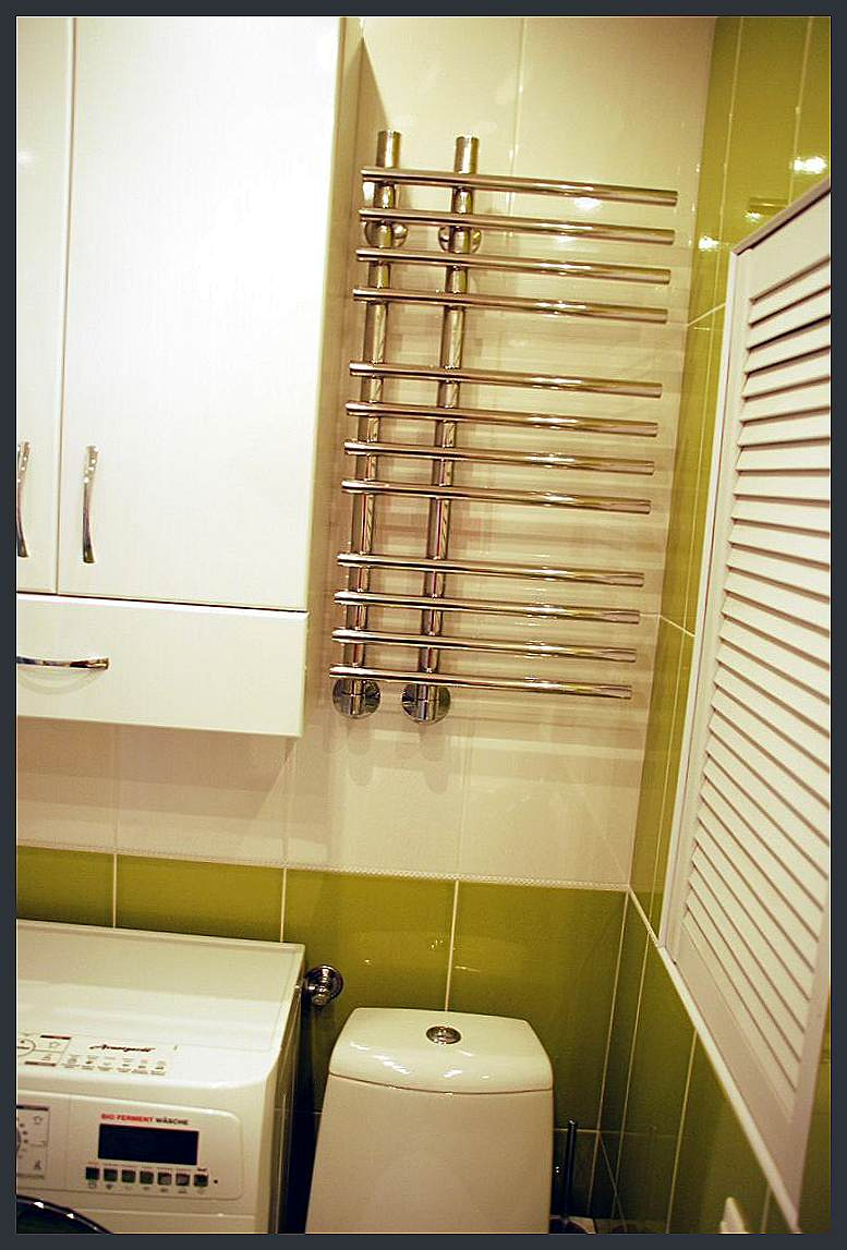 Ремонт ванной комнаты 2.89 м²